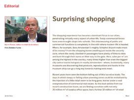 Wat doet Rotterdam met retail?