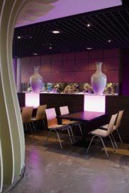 Personeelsrestaurant VUmc in Amsterdam door D/Dock