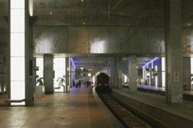 Reconversie station Antwerpen Centraal door Eurostation