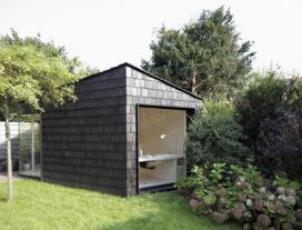 Tuinstudio in Bussum door Serge Schoemaker