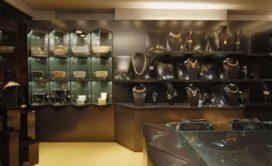 Winkel Lara Bohinc Lifestyle & Fine Jewellery in Londen door Elastik