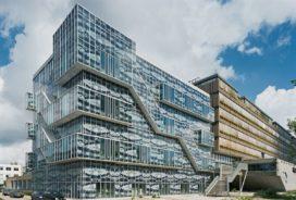 Geotechnologie in Delft door Jeanne Dekkers Architecten