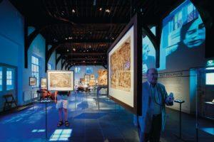 Museum Het Dolhuys in Haarlem door Kossmann.dejong