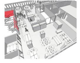 Rotterdamse bureaus maken herinrichting WdKA