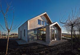 Eco-villa in Nieuwveen door Origins Architecten