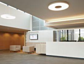 Interieur kantoor in Enschede