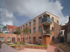 Seniorenhuisvesting in Haarlem door Döll samen met Joost Swarte