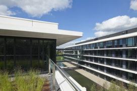 DBFMO en architectuur in de Kromhoutkazerne