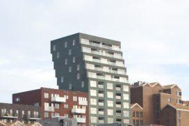 Expressieve architectuur in Rotterdam