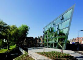 Brugplein in Den Bosch door Tarra architectuur en stedenbouw