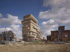Woongebouw de Eekenhof in Enschede door Claus en Kaan Architecten