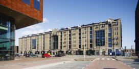 Woon-werkgebouw in Rotterdam door Mei Architecten en stedenbouwers