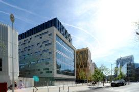 Kantoorgebouw ETIK in Boulogne-Billancourt (F)