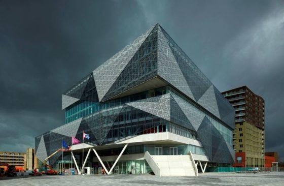 Stadhuis in Nieuwegein - De Architect