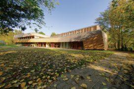 Dagcentrum Willem Felsoord in Delft door Möhn en Bouman Architekten