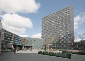 Studentenwoningen in Utrecht door Köther Salman Koedijk Architecten
