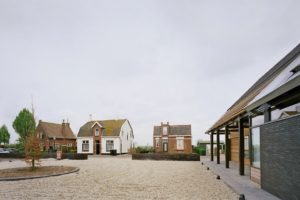 Woningbouw in Oud-Empel door Hilberink Bosch architecten