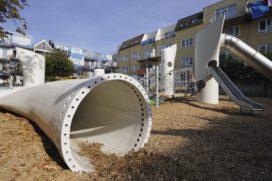 Speeltuin Wikado in Rotterdam door 2012Architecten
