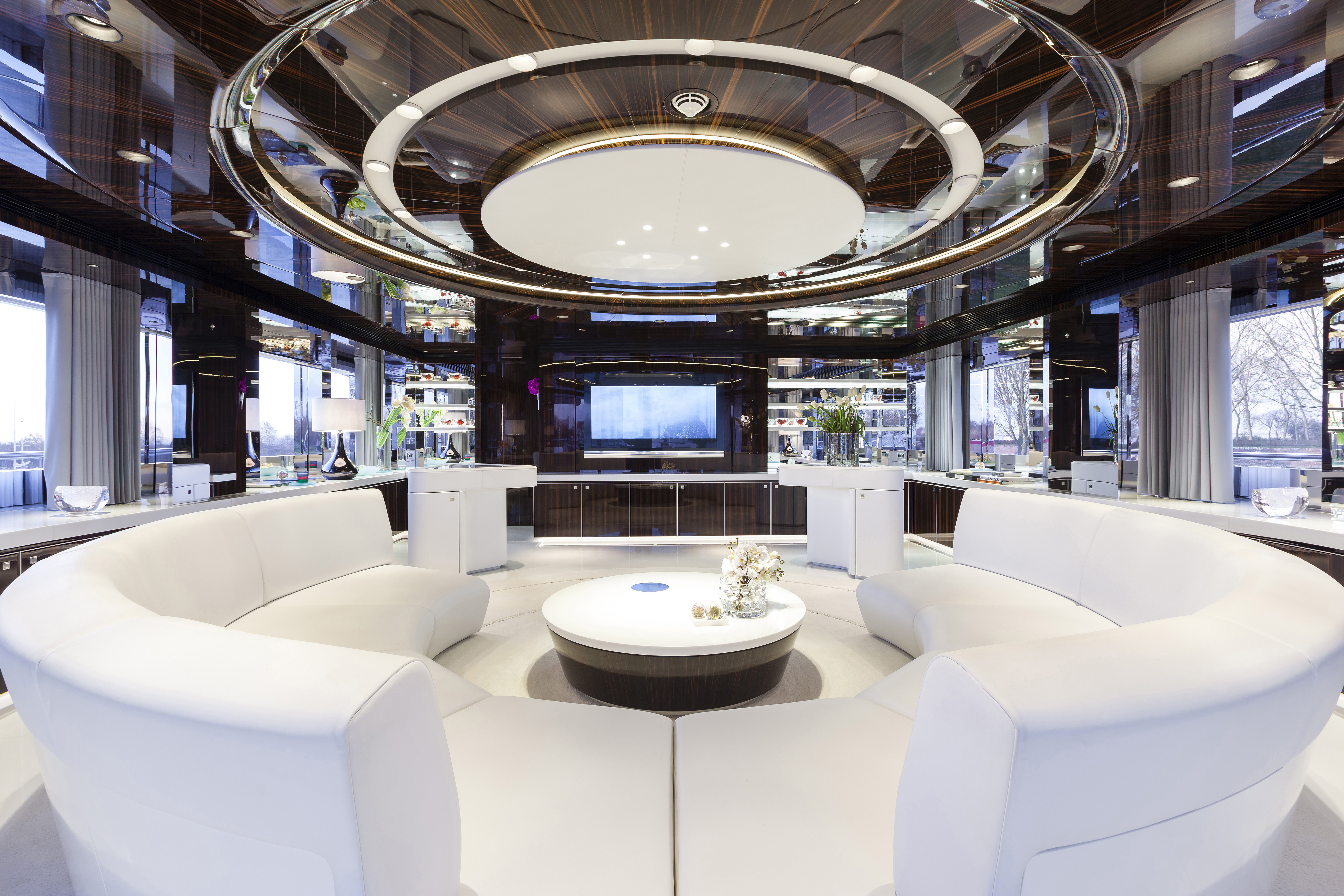 Jacht MySky Designed by Erick van Egeraat. Foto Dick Holthuis