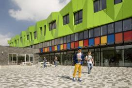 Onderwijsgebouw Het Streek in Ede