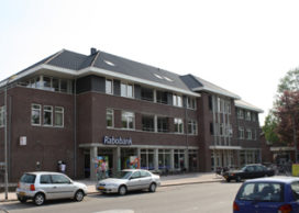 Rabobank + appartementen Ermelo