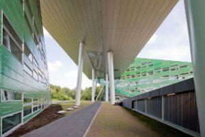 Centrum voor Levenswetenschappen door Rudy Uytenhaak