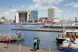 Conservatorium van Amsterdam door Frits van Dongen