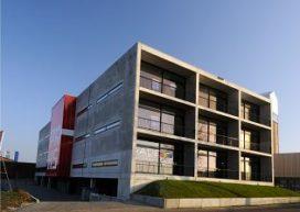 Scholen in prefab beton