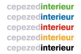 cepezed start interieurafdeling met ontwerpers Merkx+Girod