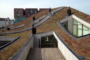 Blok K in Amsterdam door NL Architects