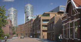 Woningbouwplan voor voormalig Nuon-terrein Zaandam