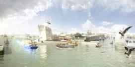 Plannen voor herontwikkeling Noordelijke Havenhoofd Scheveningen