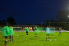 Sportcomplex in Capelle a/d IJssel