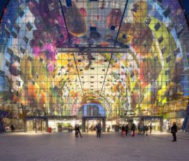Markthal wint Rotterdam Architectuurprijs 2015