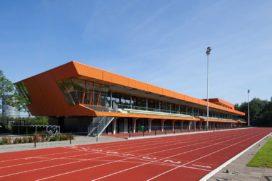 Atletiekcentrum in Eindhoven