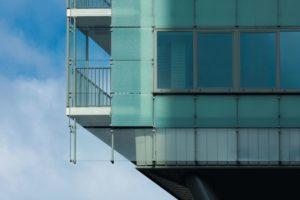Woongebouw La Fenêtre in Den Haag door Rudy Uytenhaak Architectenbureau