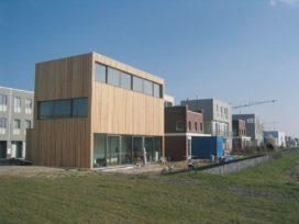 Twee huizen in Amsterdam door MIR architecten