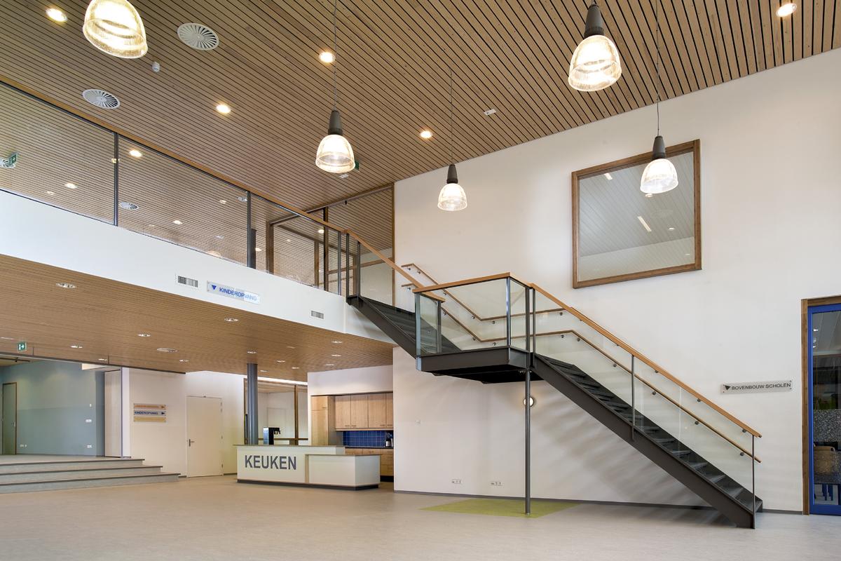 Brede School Ursem door Cita : architecten - Utrecht