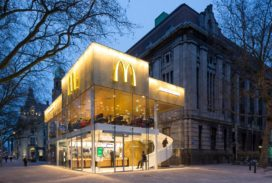 McDonalds in Rotterdam door mei architects and planners