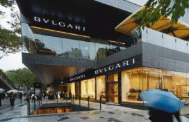 Winkelcentrum Gyre in Tokio Japan door MVRDV