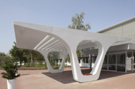 ARC16: Entreeluifel Experience Centre – 01-10 Architecten