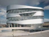 Mercedes-Benz Museum in Stuttgart door UNStudio