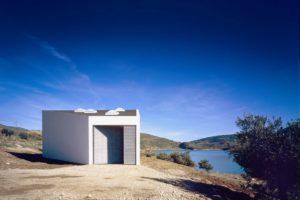 Botenhuis in Zahara de la Sierra door Julio Barreno Gutiérrez