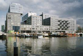 La Grande Cour in Amsterdam door Meyer en Van Schooten, Heren 5 en Architekten Cie