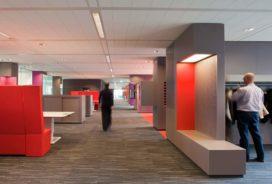 Interieur Kantoorgebouw Utrecht door Jeanne Dekkers