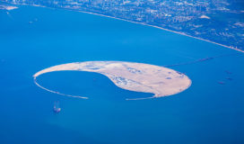 UNStudio en Kuiper Compagnons tussen selectie Chinees Eco-Island