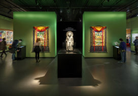 Tentoonstelling 'De Boeddha' door Kossmann.dejong