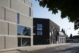Woon-zorg appartementen in Tilburg door Ed Bergers Architecten