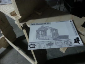 Wiki House: zelfbouw voor iedereen