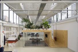 Kantoor-loft Delfshaven – JvantSpijker